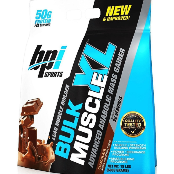Bpi Bulk Muscle XL 6.8 kg 0