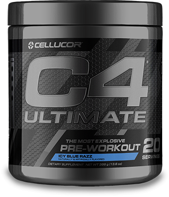 Cellucor C4 Ultimate 20 serv 0
