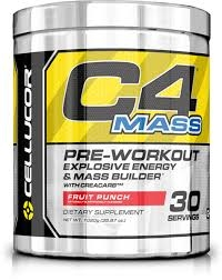 Cellucor C4 Mass 0