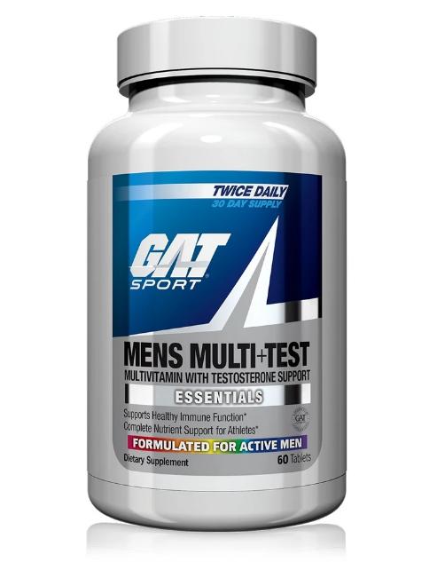 GAT Sports Mens Multi+Test 60 tab 0