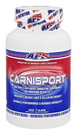 APS CarniSport 120 tab 0