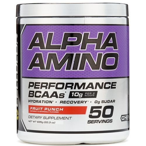 Cellucor Alpha Amino 50 serv 0