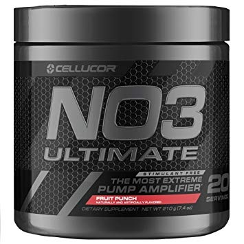 Cellucor NO3 Ultimate 20 serv 0