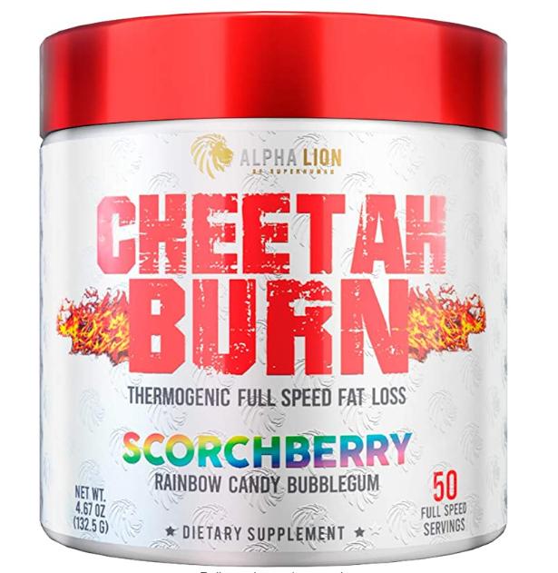 Alpha Lion Cheetah Burn 50 servings [0]