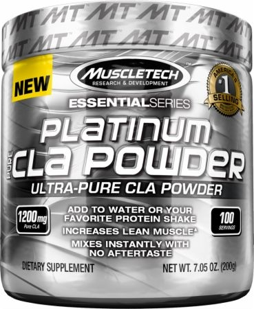 Muscletech Platinum CLA Powder 0