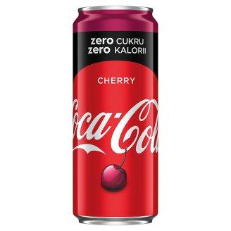 Coca Cola Cherry Doza 330ml 0