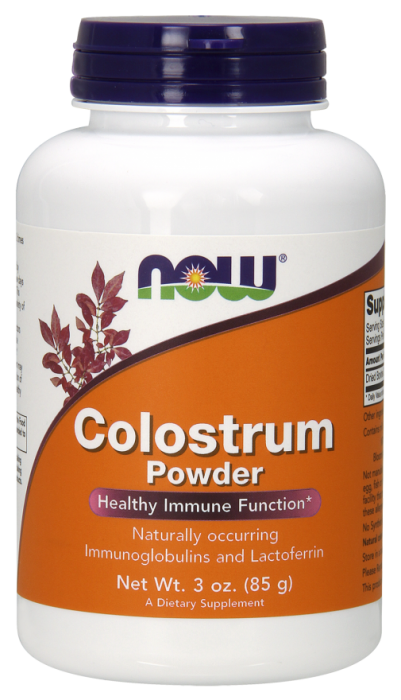 Now Colostrum Powder 85 g 0