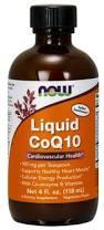 Now CoQ10 Liquid 118 ml 0