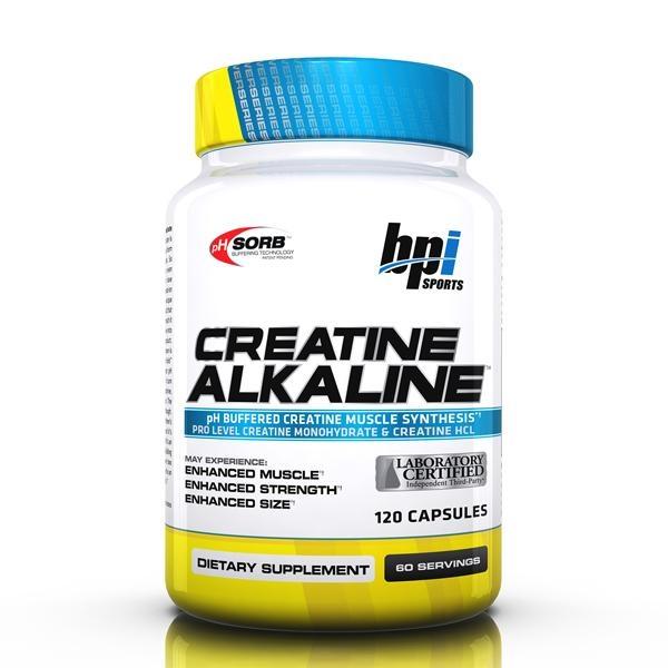 Bpi Creatine Alkaline