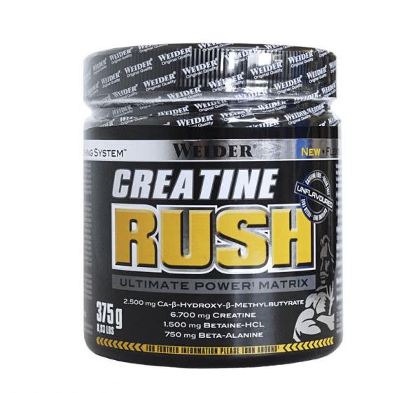 Weider Creatine Rush 375 g 0