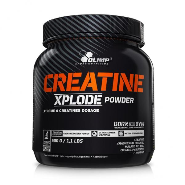 Olimp Sport Nutrition Creatine Xplode Power 500 g 0
