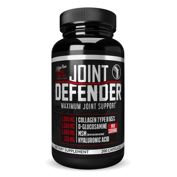 Rich Piana 5% Joint Defender 200 caps 0