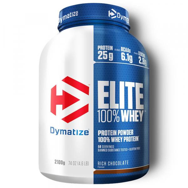 Dymatize Elite Whey 2,1 kg 0