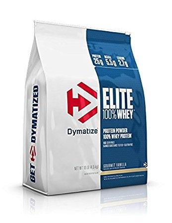Dymatize Elite Whey 4.5 kg 0