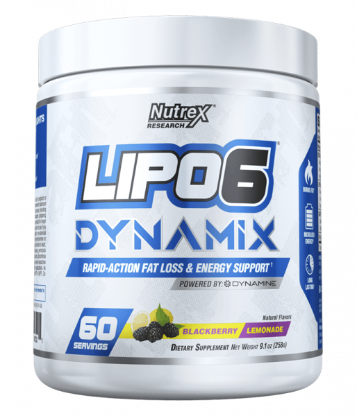Nutrex Lipo 6 Dynamix 258 g 0