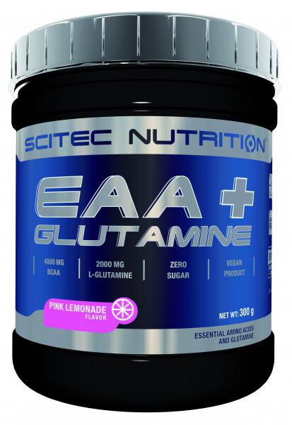 Scitec EAA+Glutamine 300 g [0]