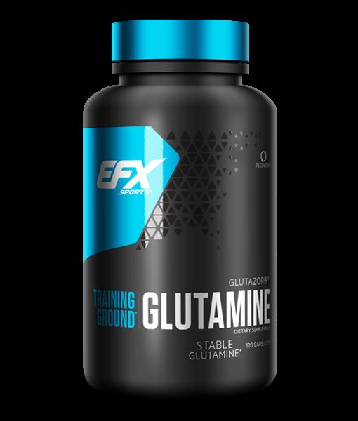 EFX Glutamine 120 caps 0