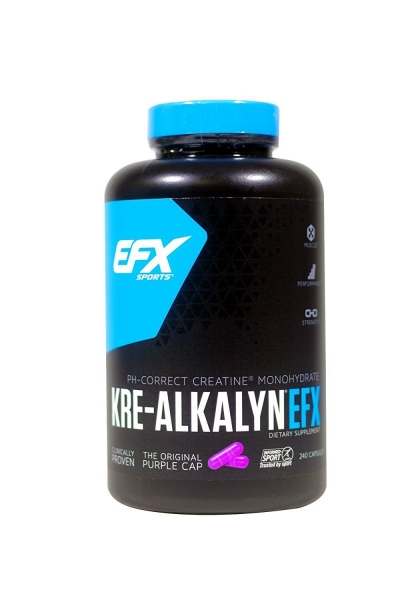 EFX Kre-Alkalyn 240 caps 0