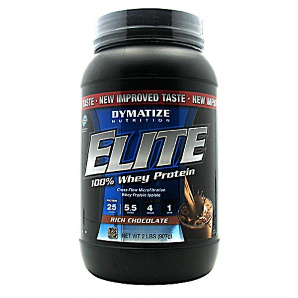 Dymatize Elite Whey Protein 908 g 0