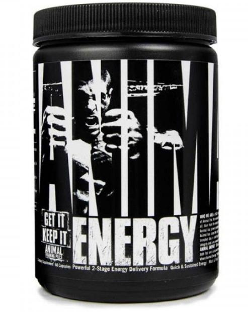 Universal Animal Energy 60 caps [0]