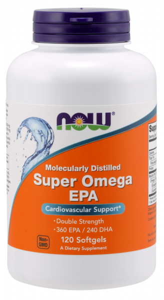 Now Super Omega EPA 120 softgels 0