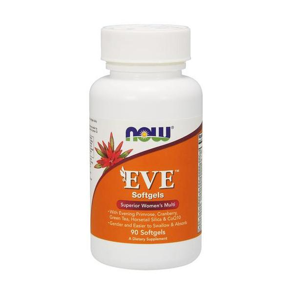 Now EVE 90 softgels 0