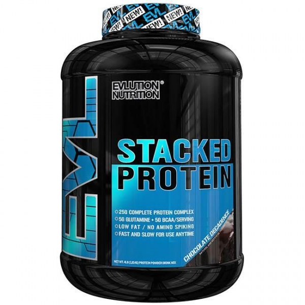 Evlution Nutrition Staked Protein 1,8 kg 0