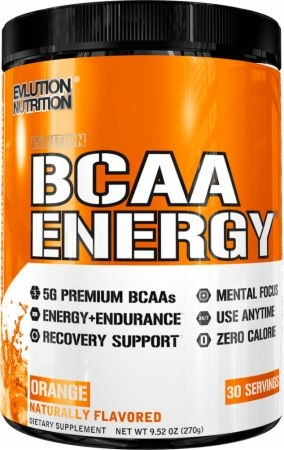 Evlution Bcaa Energy 30 serv 0