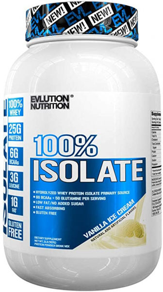 Evlution Nutrition 100% Isolate 907 g [0]