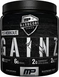 MusclePharm Gainz 0