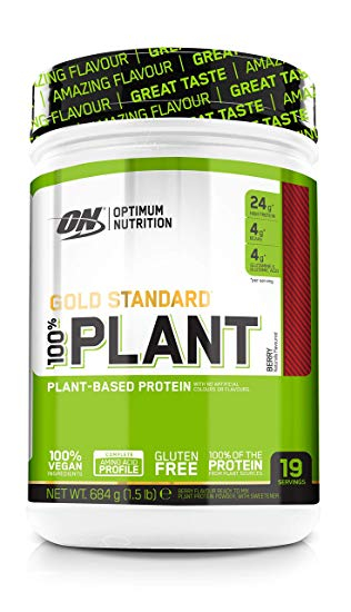 On Gold standard 100% Plant Protein 684 g 0