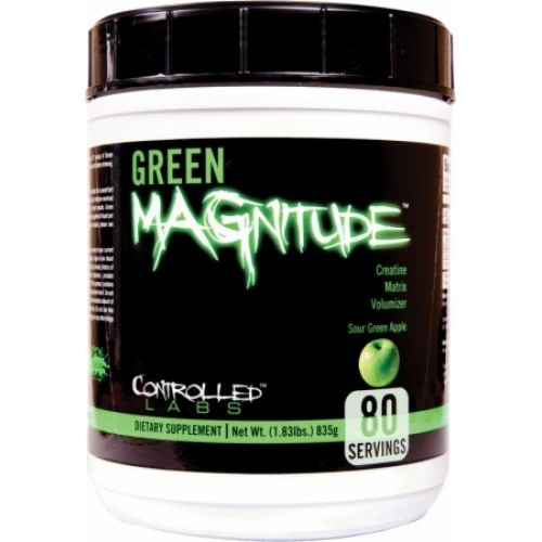 Controlled Labs Green Magnitude 80 serv 0