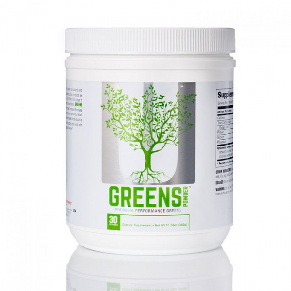 Universal Greens Powder 30 serv 0