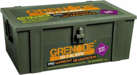 Grenade 50 Caliber 50 servs 0