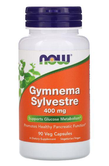 Now Gymnema Sylvestre 400 mg 90 veg [0]