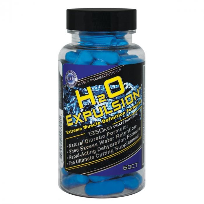 Hi-Tech H2O Expulsion 60 ct 0