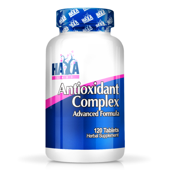 Haya Labs Antioxidant Complex Advanced Formula 120 tab 0