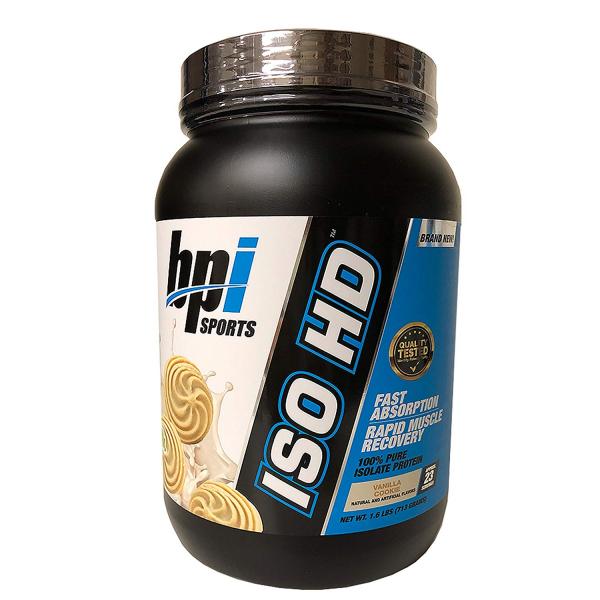 Bpi Iso HD 700 g 0