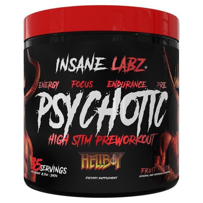 Insane Labz Psychotic Hellboy 35 servings 0