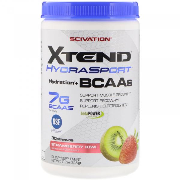 Scivation Xtend HydraSport BCAA 30 serv [0]