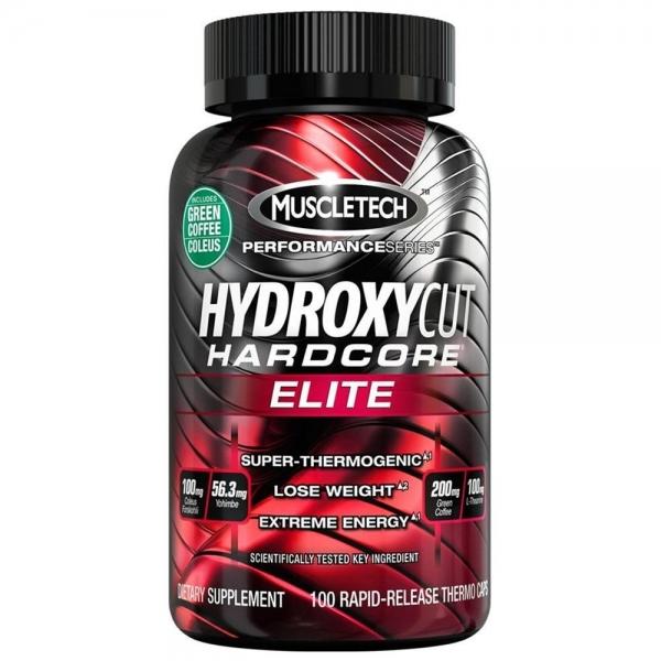 Muscletech Hydroxycut Elite 100 capsule 0
