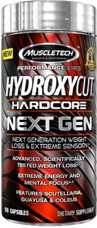 Muscletech Hydroxycut Hardcore Next Gen 0