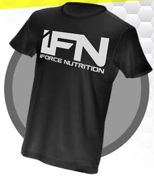 IForce Tricou Train Nasty IFN 0
