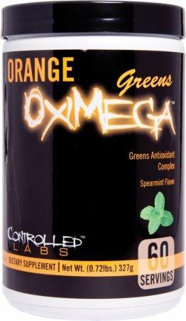 Controlled Labs Orange OxiMega Greens 60 serv 0