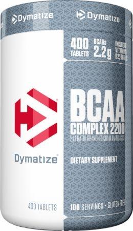 Dymatize BCAA 2200 400 capsule 0