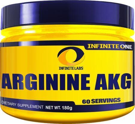 Infinite Labs Arginine AKG 120 g