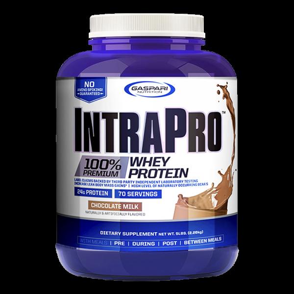 Gaspari IntraPro 100% Whey Protein 2,3 kg 0