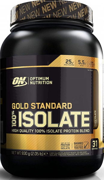 ON Gold Standard 100% Isolate 930 g 0