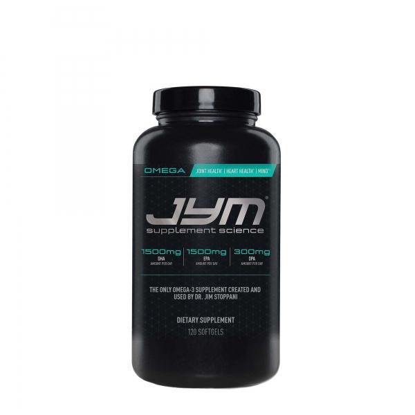 Jym Omega 120 softgels [0]
