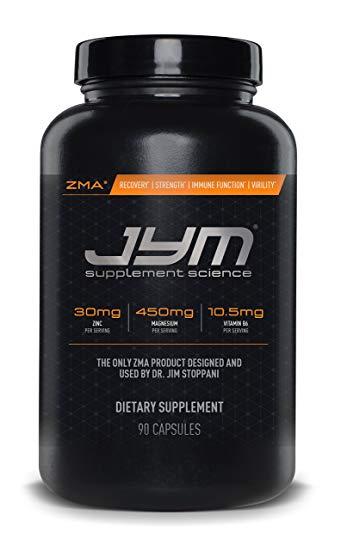 Jym ZMA 0